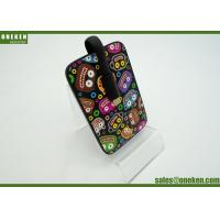 China Ultra Slim Portable Power Bank  With USB Cable Build In Support Offset Print on sale