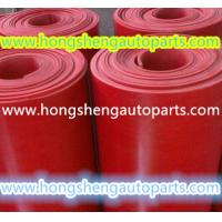 Quality AUTO SILICONE RUBBER SHEET FOR AUTO RUBBER SHEET for sale