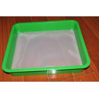 Quality Injection Molded Plastic Screen Filter High Precision For Industrial Plants / Home for sale