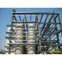 China Industrial Steel Frame Structure Building Fabrication Construction Heavy Duty on sale