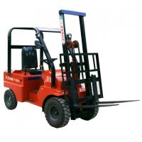 Quality Economic Electric Stacker with Adjustable Wide with Leg Battery Powered Forklift for sale