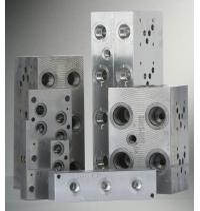 China AD03 Series Aluminum Valve Manifold on sale