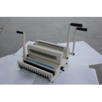 Wire 3:1 + 2:1 Binding Machine WW2500  with CE Certificate