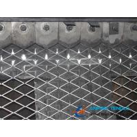 Quality Flattened Expanded Metal With Material Stainless Steel 304, 316, etc for sale