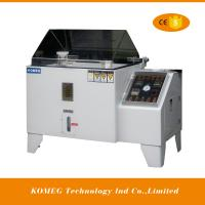 Quality PVC 270L  Salt Spray Fog Corrosion Test Chamber Electro Plating for sale