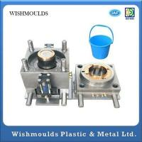 Buy cheap Precision OEM Durable Eco - Friendly Plastic Pail Mould Food Grade Material product