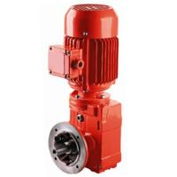 Quality EWS Series Helical-worm Gear Reducer/ Gear Box/ Gear Units/ Gear Motor for sale