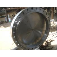 Quality Durable 304L Duplex Stainless Steel Pipe Flange Smooth Surface 2500# 1/2 - 24 B16.5 for sale