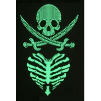 China Glow In The Dark Awesome Nautical Temporary Tattoos OEM / ODM Service on sale