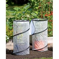 Quality Pop-up grow bag Garden Plant Accessories polyethylene greenhouse fabric and mesh for tomato for sale