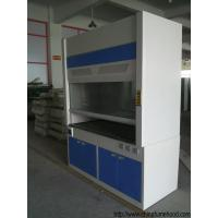 Quality Science Steel Fume Hood , Cold Rolled Steel Laboratory Vent Hood for sale