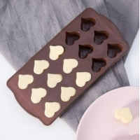 China Customized Silicone Chocolate Moulding,Custom various modeling of silicone cake mold, chocolate mold on sale