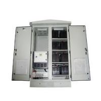 Quality aluminun battery cabinet with air conditioner (SK-325B) IP55 weatherproof for sale