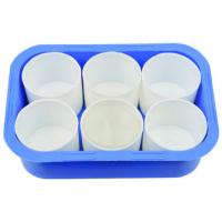 Quality Plastic Brush Washer  Plastic cup and cup set Plastic bowl painting tools accessoires for sale