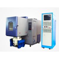 Buy cheap Reliability / Durability  Temperature Humidity Chamber Vibration Test Chamber product