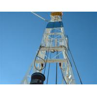 Quality hydraulic Drilling Rig derrick - mast 2200N·m Max.Torque for drilling rig for sale