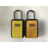 Buy cheap Large Digital Dialing Portable Key Lock Box With Weather Proof Cover from wholesalers