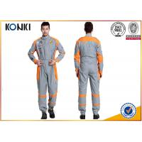 China Waterproof Long Sleeve Custom Work Uniform Embroidery For Spring / Autumn on sale