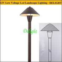 China Chinese Aluminum LED Low Voltage Landscape Lighting design LED Yard Light 12V Outdoor Led Path Lighting on sale