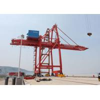 Quality Ship To Shore Port Gantry Crane Electric Motors Driving For Container Handling for sale