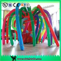 Quality Colorful Inflatable Tree Replica for sale