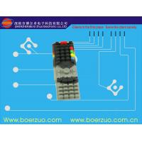 China Customized Industry Silicone Rubber Keypad For Push Button Membrane Switch on sale