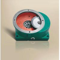 China Actuating Device Worm-Gear Speed Reducer , Crane Geared Box LDA Type on sale