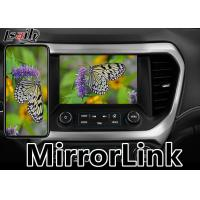Quality Android Video Interface Navigation Box for GMC for 2014-2018 Acadia / Canyon / Sierra / Terrain / Yukon with Bulit-in BT for sale