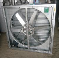 industry greenhouse pig house poultry house wall mounted metal belt driven exhaust fan with good price