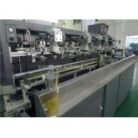 Quality Ceramic / Goblet Bottle Screen Print Machine 900 Pieces Per Hour for sale