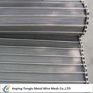 China Flat Spiral Conveyor Belt/Spiral Wire Belting for Food Industry on sale