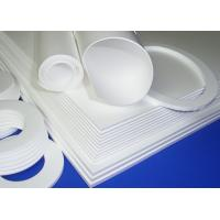 China Virgin Soft Expanded PTFE Sheet Non-Toxic , PTFE Heat Resistance on sale