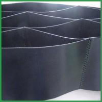 Quality Black Hdpe Geocell or Geoweb used for slop construction reinforce for sale