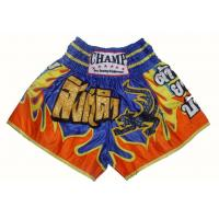 China Personalised muay thai boxing shorts for youth / junior , 28-54 Size on sale