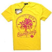 Quality Dean Dan T Shirt Men Tops Cotton Tee Camping #Tree for sale