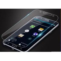 Quality Washable No Bubble Oil Free Screen Protector , 9H Samsung J5 Screen Guard for sale