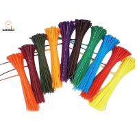 Quality Colorful Outdoor Camping Tools Nylon Cable Tie Easy To Handle And Locks for sale