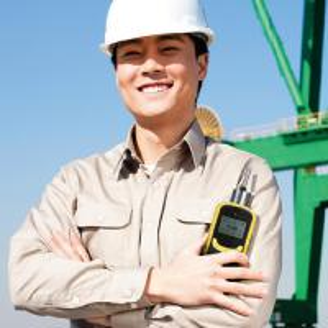 Quality Carbon Monoxide CO Single Gas Detector Precision ≤± 2% F.S. With USB Output for sale