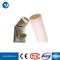 Quality All Industries Steel Industry ISO14001,ISO9001 Approval Polyester Acrylic Filter Dust Bag for sale