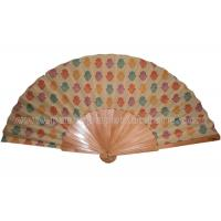 Quality Decorative Wooden Hand Fan Party Favorite For Birthday Celebrations And Other Events for sale