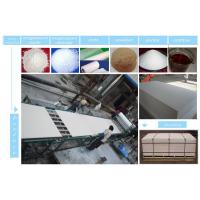 Quality Fully Auto Wall Panel Forming Machine Fiber Cement Board MGO Board Production for sale