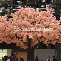 Large Artificial Blossom Tree Anti - Ultraviolet And Waterproof for sale