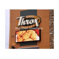China Brightness 2R1G1B Outdoor LED Signs on sale