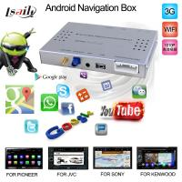Quality Android Navigation Box With KENWOOD upgrade Internet,facebook,WIFI,HD1080,Online movie,music for sale