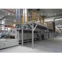 Quality Customized Color Continuous Brazing Furnace , Industrial Furnace Brazing Aluminum for sale