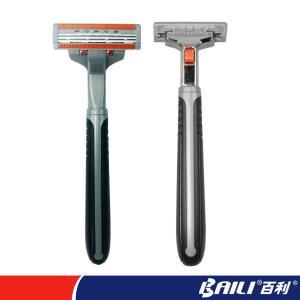 Quality Beard Trimmer Manual Shaving Disposable Razor Hotel Men Plastic Handle for sale