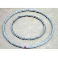 Buy cheap Endless Round Grommet Wire Rope Slings Braided Loop Sling with Galvanized product
