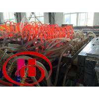 Quality hot sell door panel extruder ,door panel extrusion line , wpc door board machine for sale