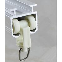 Quality Factory directly supply Curtain Rail Fitting Extruded Aluminum Profiles Curtain Track 6063 Material for sale