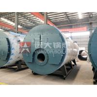 Quality 60Hp Oil Gas Fired Steam Boiler Lpg Cng Fuel Fired Boiler For Food Production for sale